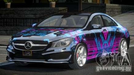 Mercedes-Benz CLA GST-S L3 для GTA 4