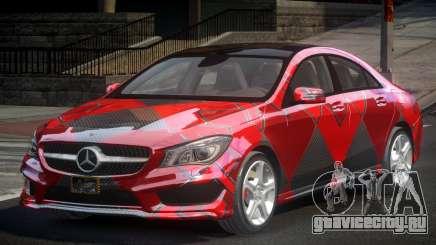 Mercedes-Benz CLA GST-S L7 для GTA 4