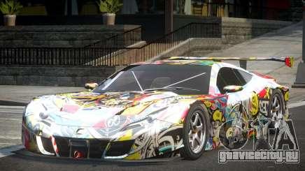 Honda HSV GT L3 для GTA 4