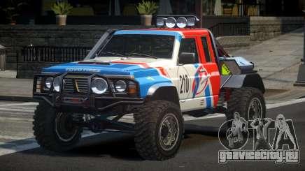 Nissan Patrol Off-Road L8 для GTA 4