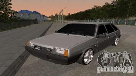 ВАЗ 2109 Автозвук для GTA San Andreas