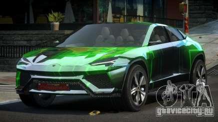 Lamborghini Urus RS L6 для GTA 4