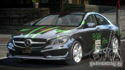 Mercedes-Benz CLA GST-S L4 для GTA 4