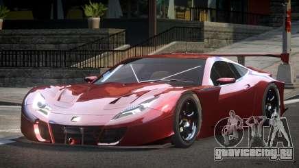 Honda HSV GT для GTA 4