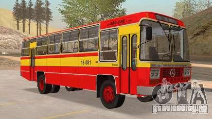 Bus Caio Gabriela II MBB LPO-1113 1979 для GTA San Andreas