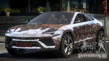 Lamborghini Urus RS L7 для GTA 4