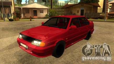 ВАЗ 2115 78RUS для GTA San Andreas