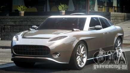 Spyker D8 GS для GTA 4