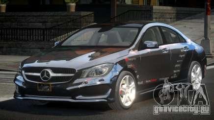 Mercedes-Benz CLA GST-S L10 для GTA 4