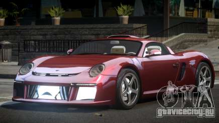 RUF CTR3 GT для GTA 4