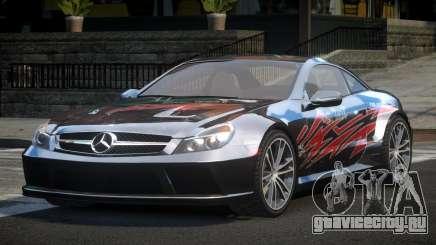Mercedes-Benz SL65 BS Sport PJ3 для GTA 4
