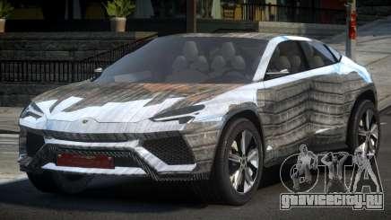 Lamborghini Urus RS L9 для GTA 4