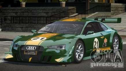 Audi RS5 GST Racing L9 для GTA 4