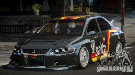 Mitsubishi Lancer IX SP Racing L2 для GTA 4