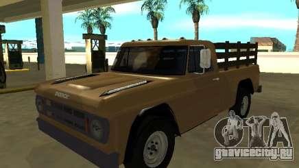 Dodge D100 1968 для GTA San Andreas