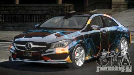 Mercedes-Benz CLA GST-S L5 для GTA 4