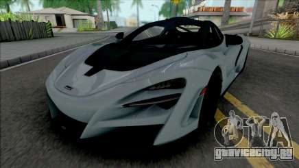 McLaren 720S Novitec N-Largo для GTA San Andreas