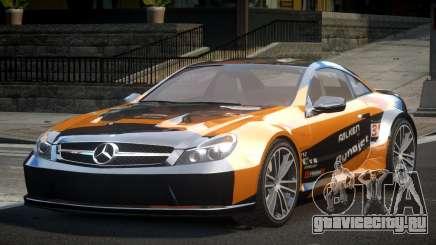 Mercedes-Benz SL65 BS Sport PJ1 для GTA 4