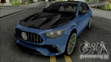Mercedes-AMG E63s 2021 для GTA San Andreas