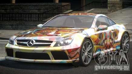 Mercedes-Benz SL65 BS Sport PJ8 для GTA 4