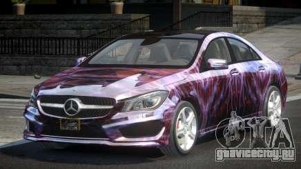 Mercedes-Benz CLA GST-S L1 для GTA 4