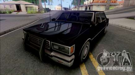 FBI Car для GTA San Andreas