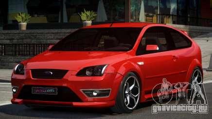 Ford Focus BS V1.1 для GTA 4