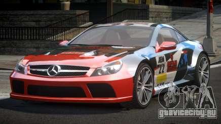 Mercedes-Benz SL65 BS Sport PJ7 для GTA 4