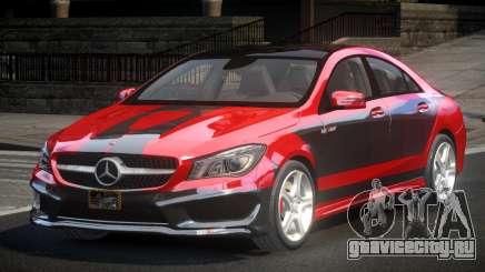 Mercedes-Benz CLA GST-S L6 для GTA 4