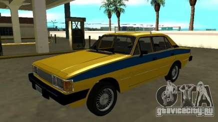 Chevrolet Opala Diplomata 1987 Taxi RJ для GTA San Andreas
