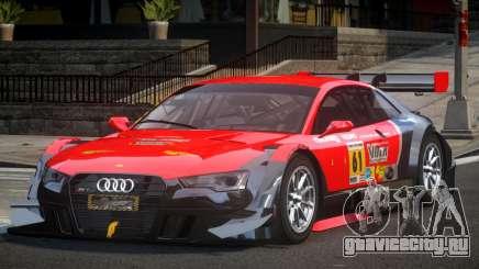 Audi RS5 GST Racing L1 для GTA 4