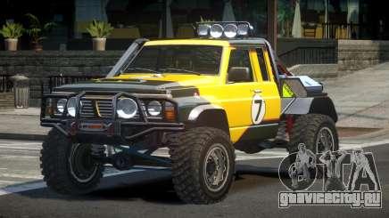 Nissan Patrol Off-Road L2 для GTA 4