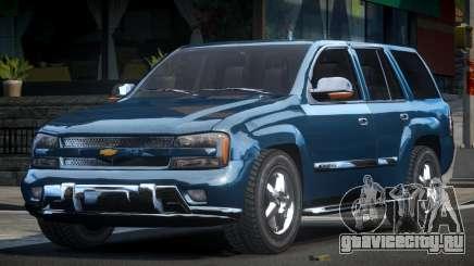 Chevrolet TrailBlazer OR для GTA 4