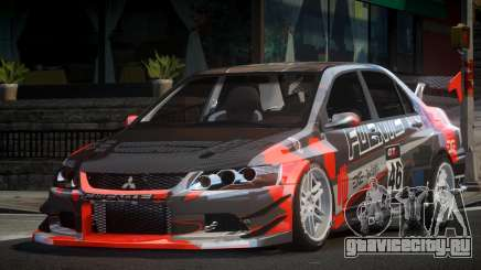 Mitsubishi Lancer IX SP Racing L10 для GTA 4
