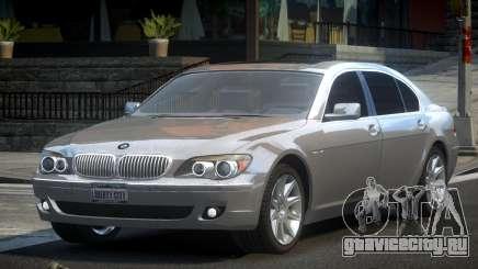 BMW 760Li GST V1.2 для GTA 4