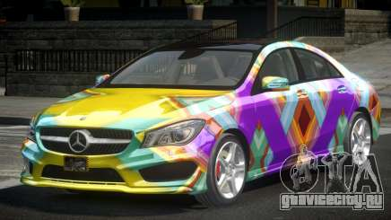 Mercedes-Benz CLA GST-S L9 для GTA 4