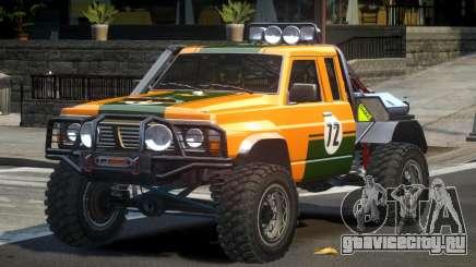 Nissan Patrol Off-Road L1 для GTA 4