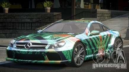 Mercedes-Benz SL65 BS Sport PJ2 для GTA 4