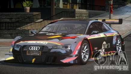 Audi RS5 GST Racing L5 для GTA 4