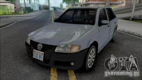 Volkswagen Gol G4 VehFuncs для GTA San Andreas