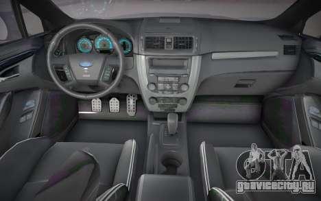 Ford Fusion Titanium для GTA San Andreas