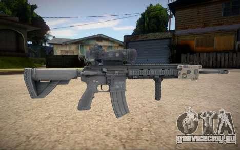 M27 для GTA San Andreas