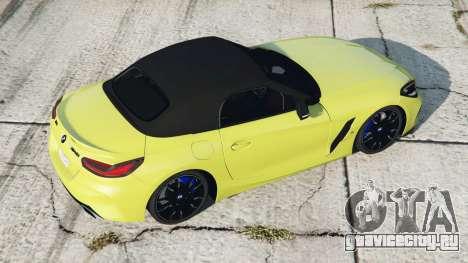BMW Z4 M40i (G29) 2018〡add-on v1.1