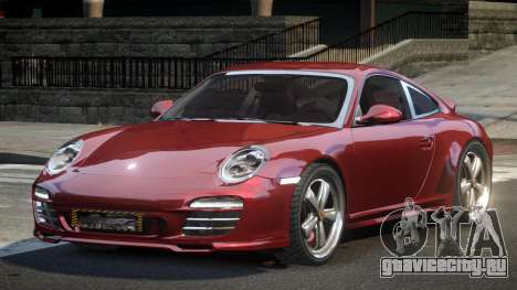 Porsche 911 GST-C для GTA 4