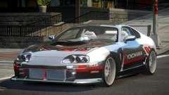 Toyota Supra GST Tuning PJ6 для GTA 4