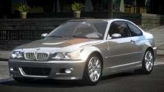 BMW M3 E46 GS Sport для GTA 4