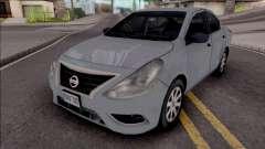 Nissan Versa 2019 Improved для GTA San Andreas
