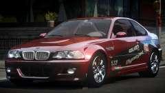 BMW M3 E46 GS Sport L9 для GTA 4