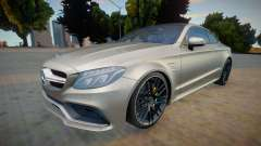 Mercedes Benz-AMG C63 S Coupe для GTA San Andreas