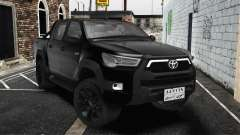 2021 Toyota Hilux invincible Exclusive